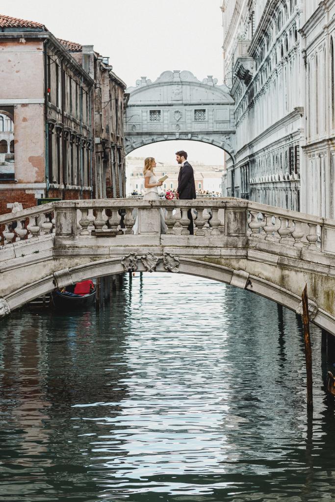 casamento em veneza